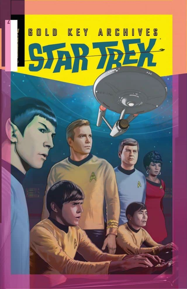 Star Trek: Gold Key Archives Vol. 2