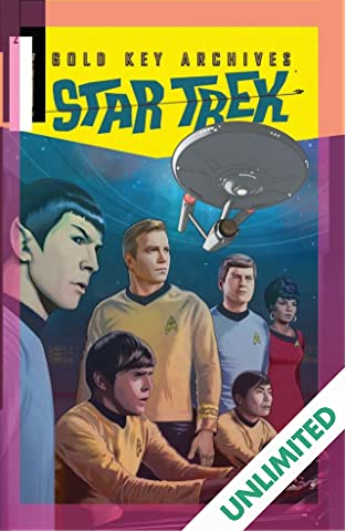 Star Trek: Gold Key Archives Vol. 2