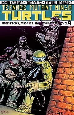 Teenage Mutant Ninja Turtles Tome 9: Monsters, Misfits, and Madmen