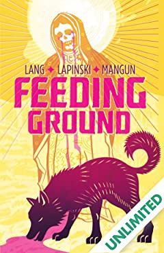Feeding Ground (English): Collected Edition