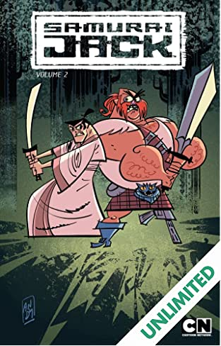 Samurai Jack Vol. 2: The Scotsman's Curse