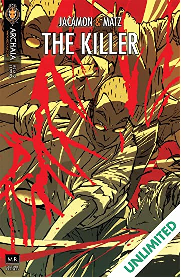 The Killer #8 (of 10)