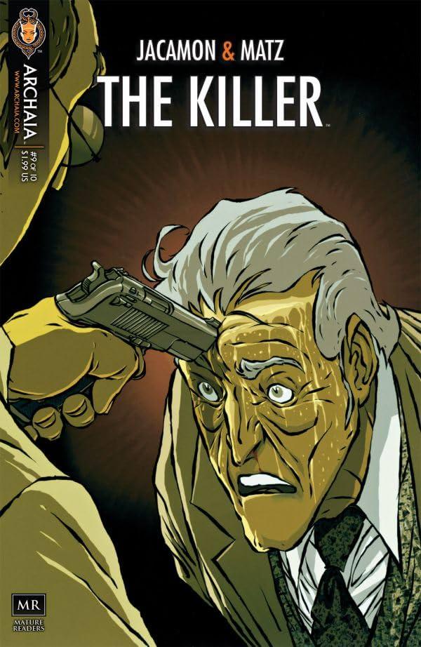 The Killer #9 (of 10)