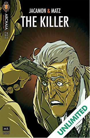 The Killer #9 (of 10)