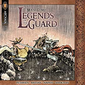 Mouse Guard: Legends of the Guard Vol. 1 #1 (of 4)