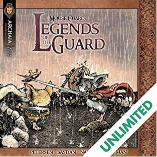 Mouse Guard: Legends of the Guard #1 (of 4)