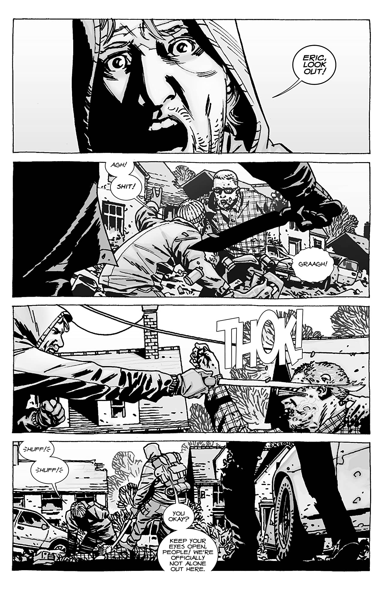 The Walking Dead #91