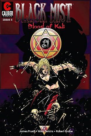 Black Mist: Blood of Kali #5