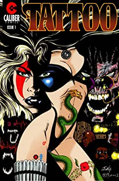 Deadworld: Tattoo #1