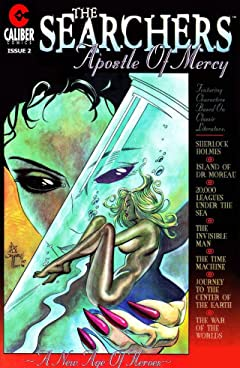 The Searchers Vol. 2: Apostle Of Mercy #2