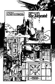 Worlds of H.P. Lovecraft #1: The Alchemist