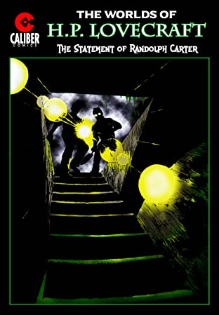 Worlds of H.P. Lovecraft #8: The Statement of Randoph Carter