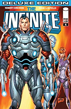 The Infinite #4: Deluxe Edition