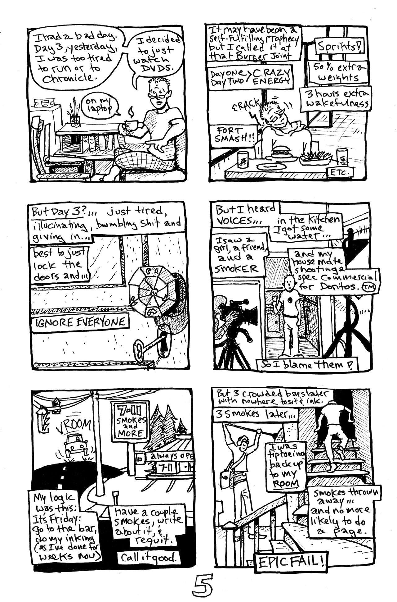 Fort Dudak's Six Panels #2
