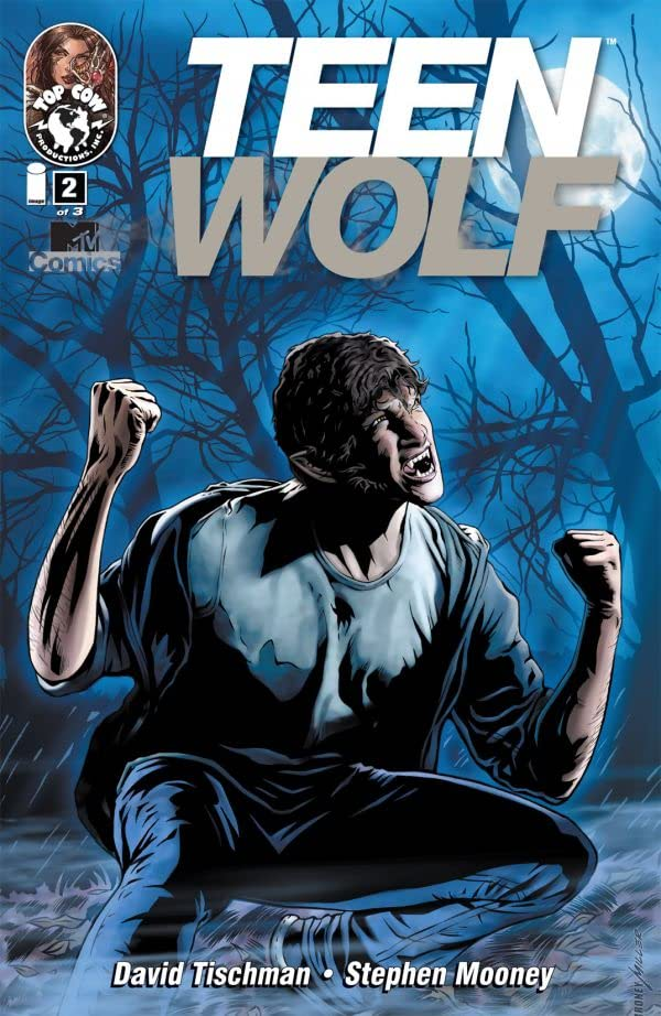 Teen Wolf: Bite Me #2 (of 3)