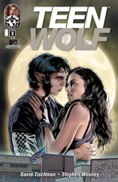 Teen Wolf: Bite Me #3 (of 3)