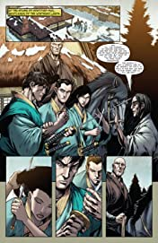 Samurai's Blood #6 (of 6)