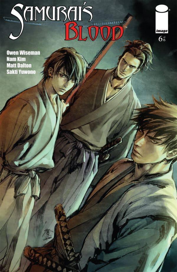 Samurai's Blood #6 (of 6)