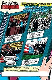 Deathstroke (1991-1996) #10