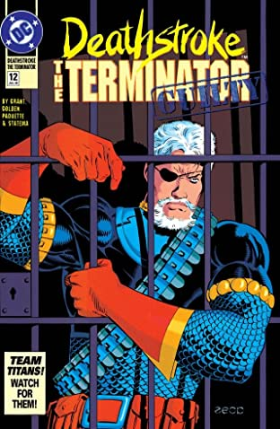 Deathstroke (1991-1996) #12