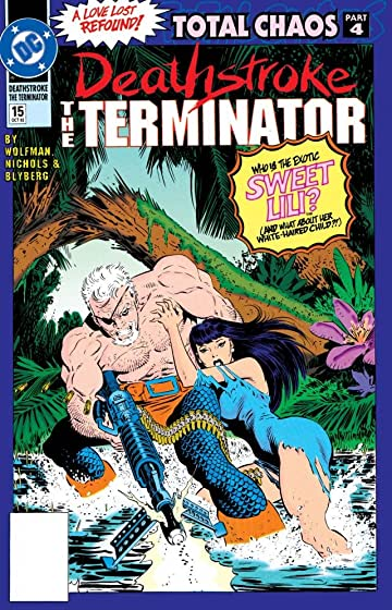 Deathstroke (1991-1996) #15