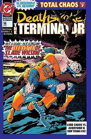 Deathstroke (1991-1996) #16