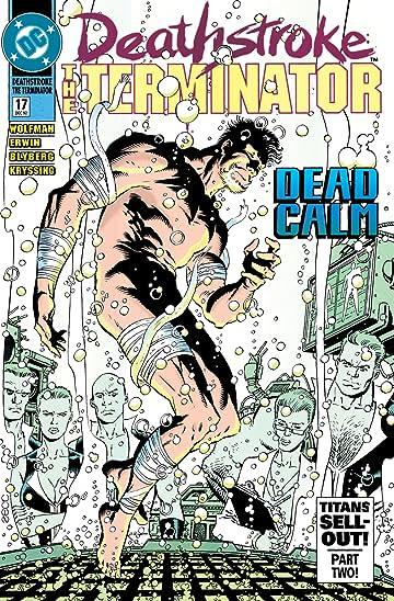 Deathstroke (1991-1996) #17