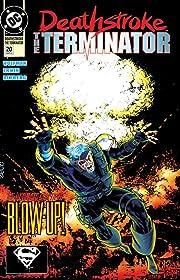 Deathstroke (1991-1996) #20