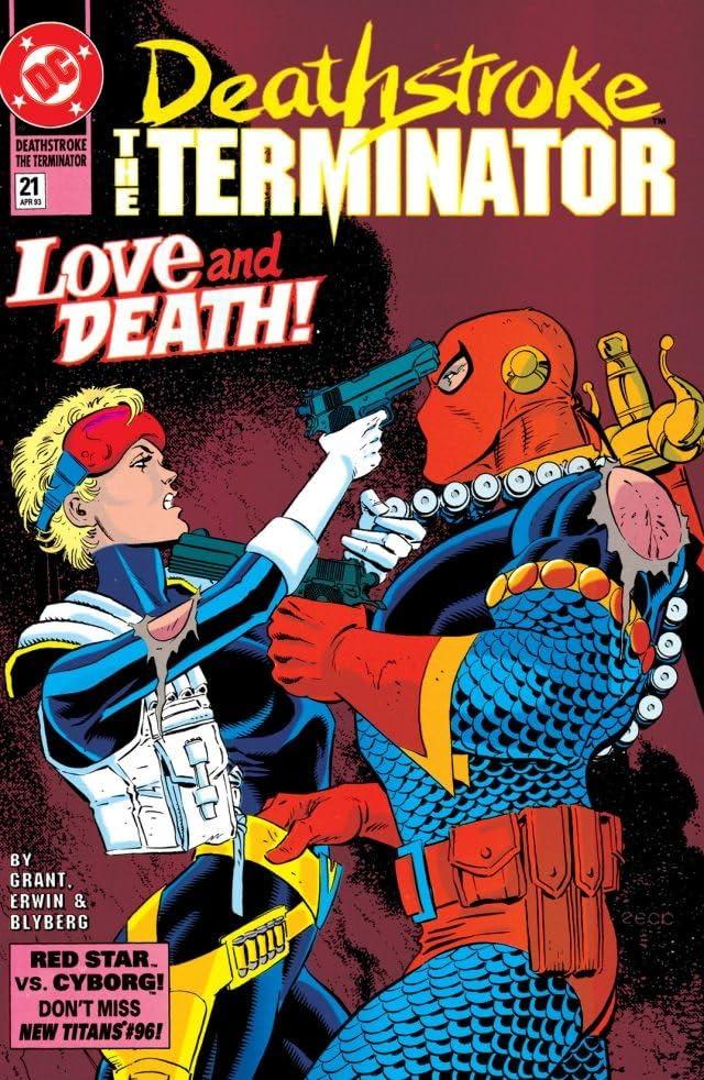 Deathstroke (1991-1996) #21