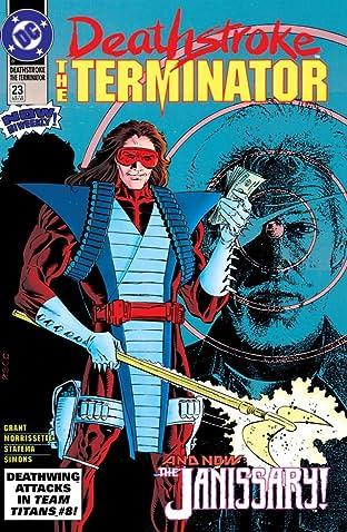 Deathstroke (1991-1996) #23