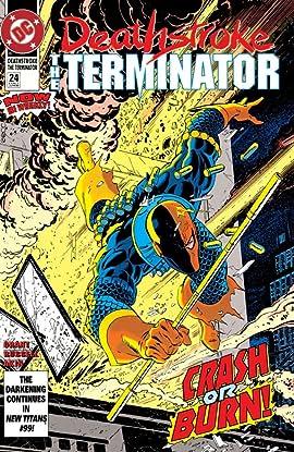 Deathstroke (1991-1996) #24