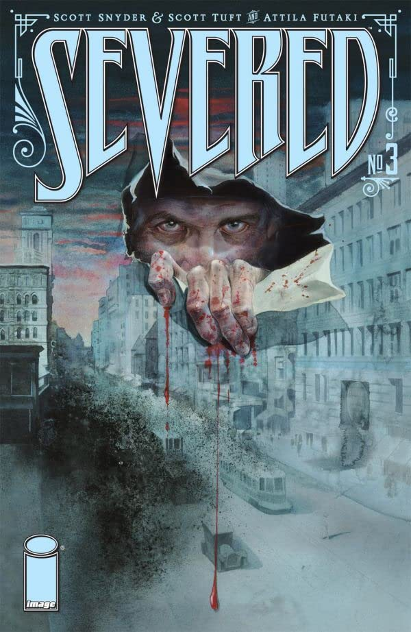 Severed #3 (of 7)