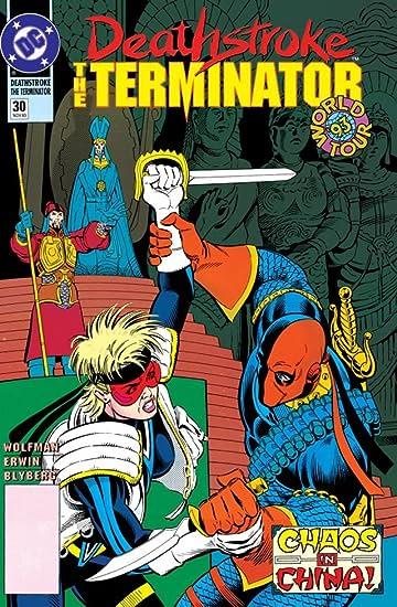 Deathstroke (1991-1996) #30