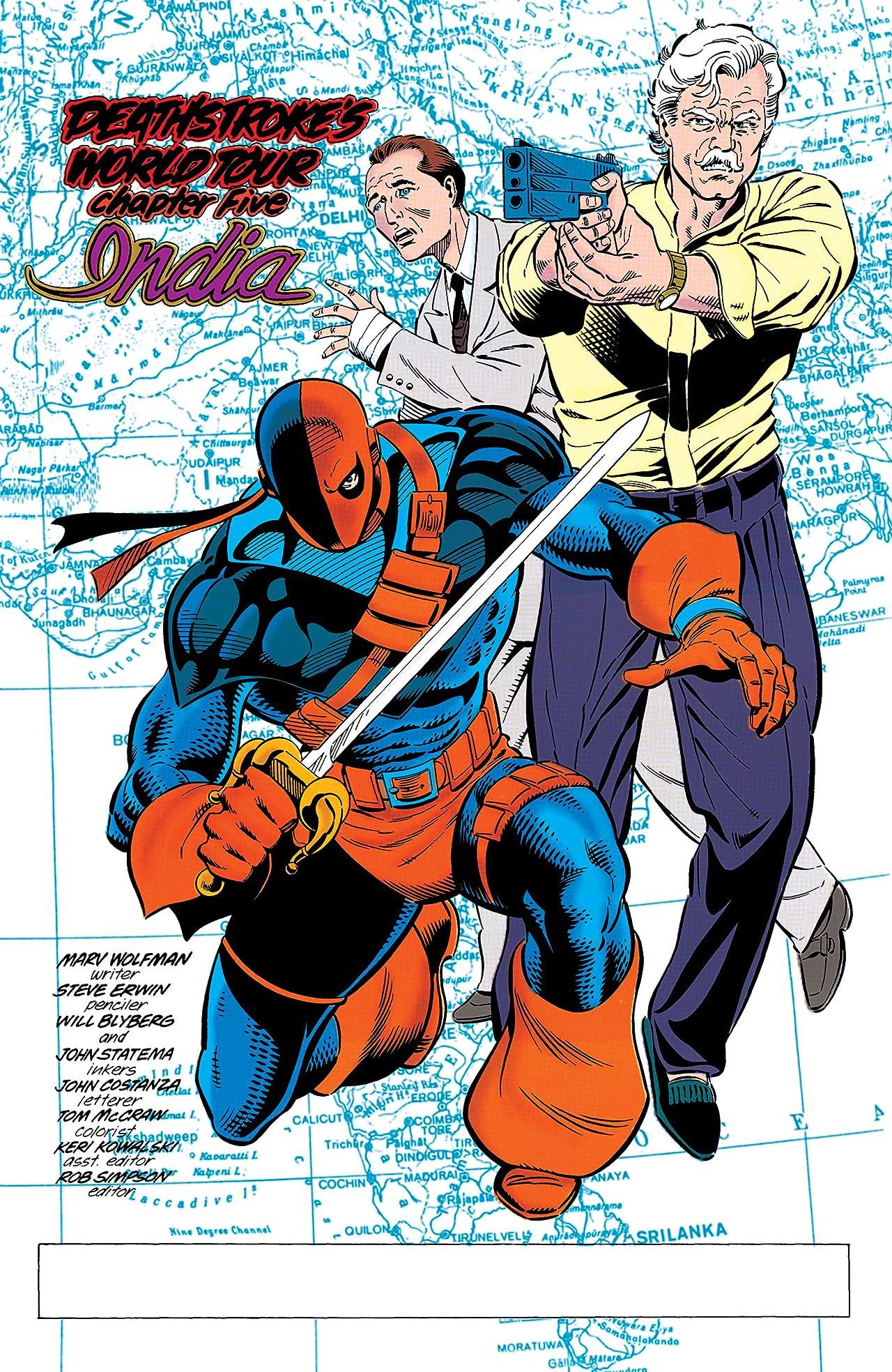 Deathstroke (1991-1996) #31