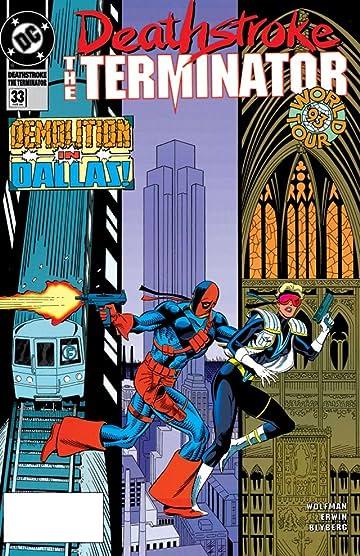 Deathstroke (1991-1996) #33