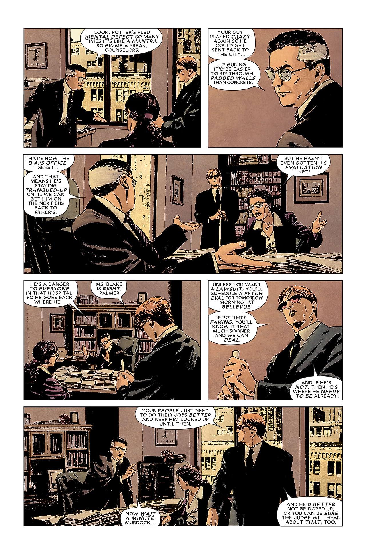 Daredevil (1998-2011) #96
