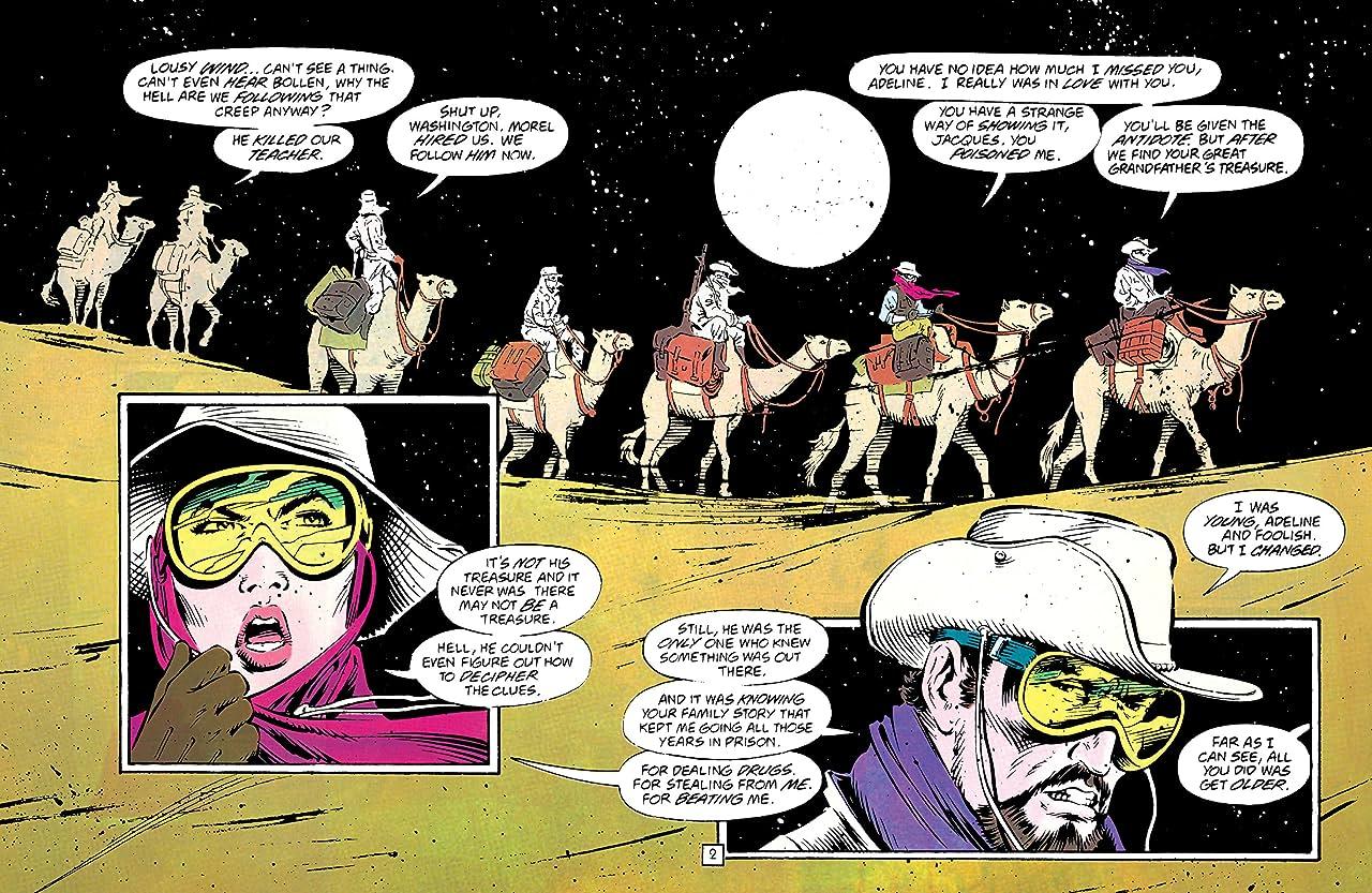 Deathstroke (1991-1996) #34