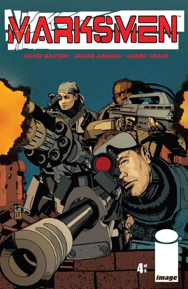 Marksmen #4 (of 6)