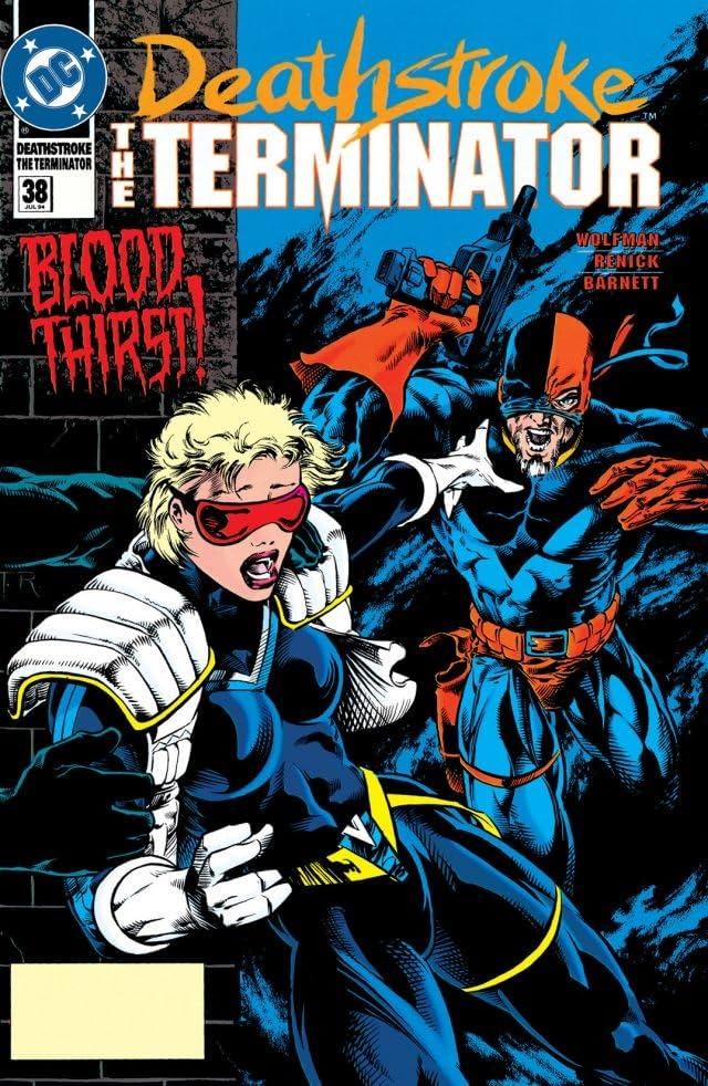 Deathstroke (1991-1996) #38