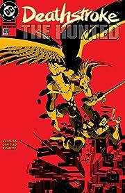 Deathstroke (1991-1996) #43