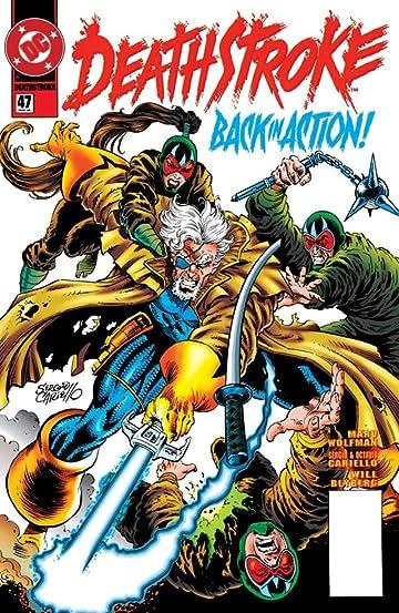 Deathstroke (1991-1996) #47