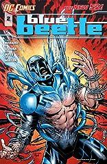 Blue Beetle (2011-2013) #2