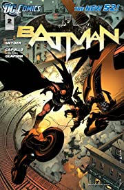 Batman (2011-2016) #2