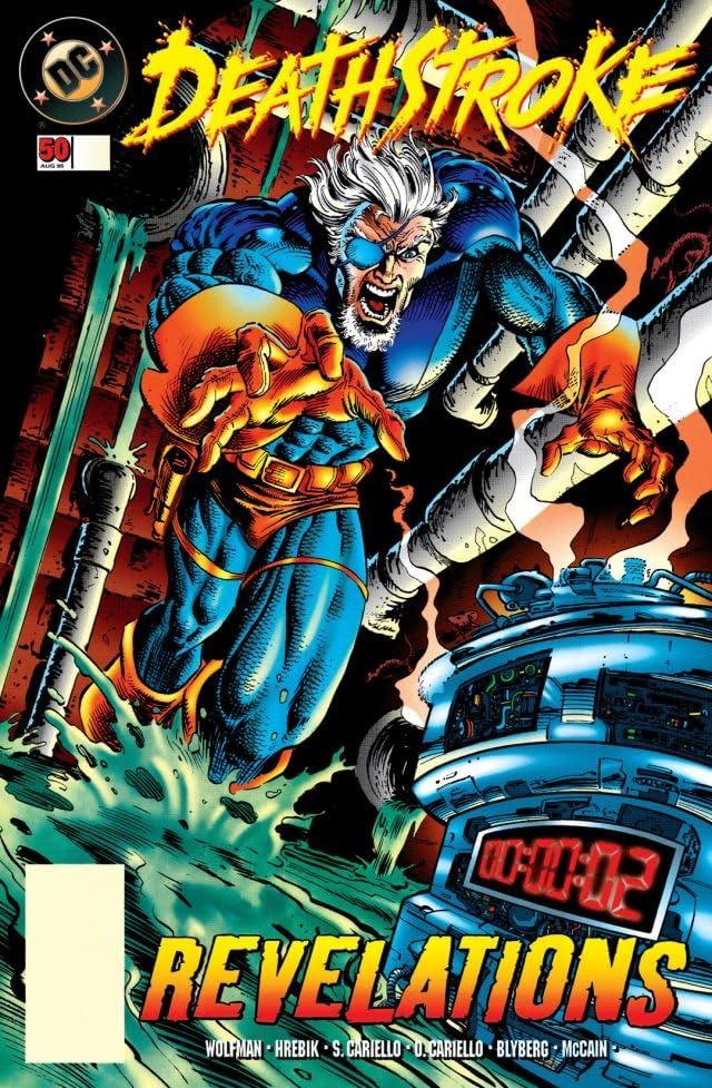 Deathstroke (1991-1996) #50