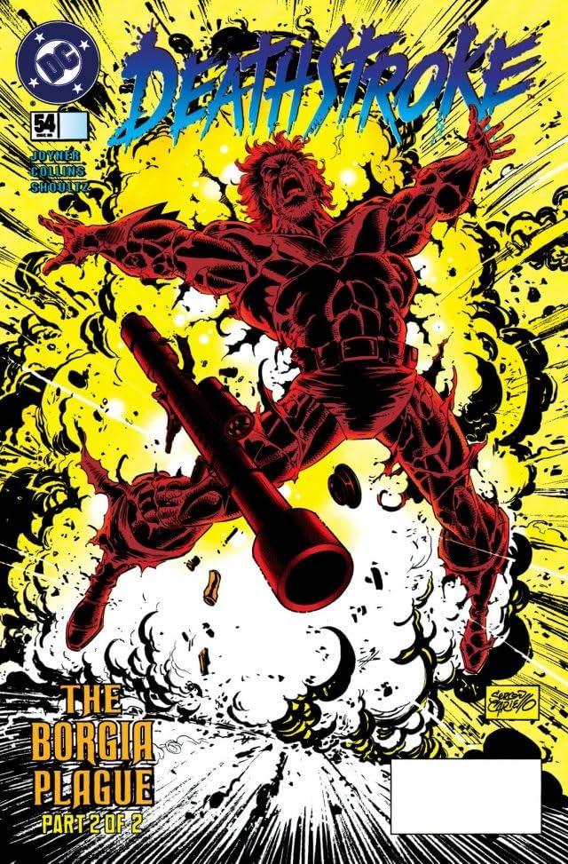 Deathstroke (1991-1996) #54