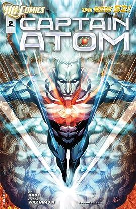 Captain Atom (2011-2012) #2