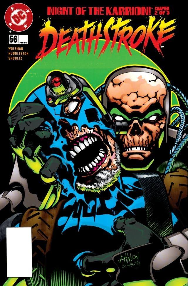 Deathstroke (1991-1996) #56