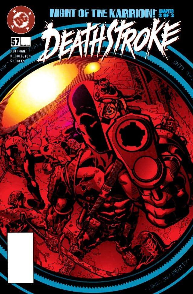 Deathstroke (1991-1996) #57