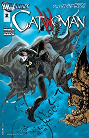 Catwoman (2011-) #2