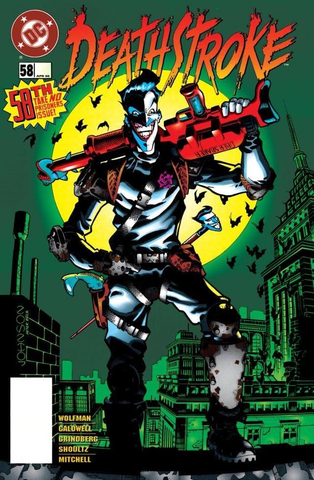Deathstroke (1991-1996) #58